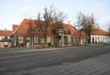 Äri- ja büroohoone Tallinna tn 9
