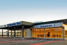 Kuressaares avati Silberauto keskus