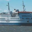 Reede õhtul kella 21 ajal tõukas tugev tuul Muhu ja mandri vahel ühendust pidava parvlaeva Regula Virtsu sadamas vastu kaid ning vigastada saanud parvlaev võeti liinilt maha.