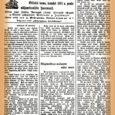 """Lehe esimene number ilmus 23. detsembril 1906 (so vana kalendri järgi). Nagu ka tänavu, oli ka siis laupäevane päev. Saaremaa ajaloos on see oluline sündmus, sest tegemist oli teise eestikeelse perioodilise väljaandega, mis siin ilmavalgust nägi. Esimene ajaleht oli """"Saarlane"""", mille proovinumber ilmus 1884. aastal."""