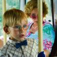 """23. Moskva rahvusvahelisel laste- ja noortefilmide festivalil sai mängufilmi """"Ruudi"""" väike peaosatäitja Paul Oskar Soe parima näitleja preemia."""