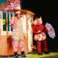 """Homme esietendub Kuressaare Linnateatris G. Sapgiri ja G. Tsõferovi lastenäidend """"Sina minu jaoks"""", mille on lavale seadnud SA Kuressaare Teater juht Tõnis Kipper."""