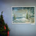 """31. jaanuarini on Saaremaa kunstistuudios üleval Hando Henno maalinäitus """"Vabadus"""". Autori kuuendal isiknäitusel on väljas põhiliselt guašštehnikas loodusvaated."""