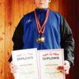 Noormaadleja Rainer Pihlas tuli kahekordseks noortemeistriks Liepajas toimunud Läti lahtistel meistrivõistlustel maadluses.