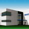 Saare Martex OÜ ehitab Kuressaarde uut tootmishoonet. Aadressil Pikk tänav 62E asuv hoone valmib septembriks.