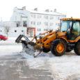 Saare maakonnas teede korrashoiuga tegelevad asutused olid laupäeval sadama hakanud lume tulekuks valmis.