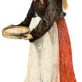 Varasemad teated saarlaste rõivastuse kohta pärinevad 17. saj. II poolest. Baltisaksa kodu-uurija ning keelemehe A. W. Hupeli (1737–1819) hinnangul olid Saaremaal kantud rõivad mandri talurahva omadest paremad ja korralikumad. 19. sajandist on allikmaterjali juba rohkesti. 1841. aastast töötas Kuressaares joonistusõpetajana Fr. S. Stern, kes sai laiemalt tuntuks Saaremaa rahvariiete aineliste litograafiatega.