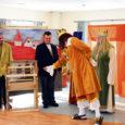 Esmaspäeval tähistas Kuressaare Päevakeskus oma kaheksandat sünnipäeva.