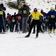 """""""Meil oligi kõik täpselt nii planeeritud,"""" muigas 13. Saaremaa maratoni pealik Mait Must vahetult enne maratoni starti. Kerge lume-sadu ja ainult 5-kraadine pakane lõid suusatamiseks ideaalsed tingimused. Starti asus üksteiselt mõõtu võtma või siis lihtsalt matkama üle 200 suusasõbra. 20-km põhidistantsil võidutsesid eelmise aasta parimad Heikko Eist ja Annika Vaher."""