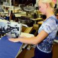 Tekstiilitoodete õmblemisega tegelev AS Adniel võttis kasutusele uudse õmblussüsteemi.