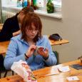 Eile Kuressaare ametikoolis toimunud Saare maakonna üldhariduskoolide käsitöö ja kodunduse konkursil saavutas esikoha Kätlin Hermann Saaremaa ühisgümnaasiumist (juhendaja Virve Lõbus).