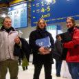 Mitmed tuttavad rääkisid juba nädalapäevad enne Helsingi paadimessi, et võiks ka sel kevadel üle lahe ära käia. Hakkasin vaikselt ettevalmistusi tegema, kui kolleegile potsatas meilikasti Soome Mereadministratsiooni kutse osaleda turujärelevalve seminaril. Osakonna juhataja pani kokku delegatsiooni väikelaevu kontrollivatest inspektoritest ja kutsus mind samuti kaasa.