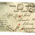 Suurbritannia kuninglik postiteenistus toimetas adressaadini postkaardi, mis oli teele läkitatud juba 90 aastat tagasi Esimese maailmasõja päevil.  Postkaardi saatjaks oli reamees Butler, kes sõdis läänerindel. Noormees läkitas selle oma tüdruksõbrale Amy Hicksile, kellega ta hiljem abiellus.