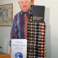"""Äsja ilmus EE 15. köide, mis lõpetab 1985. aastal alustatud sarja. Köide sisaldab ülevaadet kõikide maailma riikide kohta, mis on tänapäeval igaühele hädavajalik. Eesti Entsüklopeediakirjastus esitleb 15. köidet """"Maailma maad"""" teisipäeval, 17. aprillil kell 13–15 Liiva raamatukogus Muhus ja kell 16–18 Saare maakonna keskraamatukogus Kuressaares."""