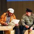 Laupäeval oli maakonna teatrirahval taas põhjust rõõmustada. Salme rahvamajja oli kogunenud hulk näitlejaid, lavastajaid ja teisi huvilisi, et koos tähistada Saaremaa X ProvintsiTeatriPäeva.