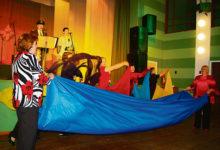 Laulu võlu - XVI Saare maakonna vokaalansamblite päev Salmel