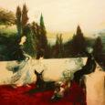 """Kuressaare linnuse keldrikorrusel on alates 8. maist üles seatud värvikirev näitus poola kunstniku Anna Stankuci maalidest. Stankuci näitus kannab nime """"Reisid"""", misläbi kunstnik kutsub meid rändama nii Itaaliasse, Mehhikosse kui ka nt Guatemalasse."""