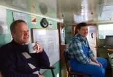Hiiumaalt Harilaiuga Saaremaale