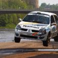 Laupäeval jätkusid Eesti rallisprindi meistrivõistlused neljanda etapiga Narvas.