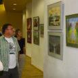 Reedel avasid Kuressaare kultuurikeskuse saalis oma teise ühisnäituse Saaremaal Eesti Akvarellistide Ühendusse kuuluvad kunstnikud.