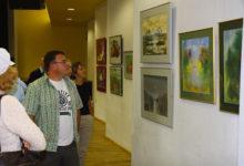 Suvine akvarellipidu kultuurikeskuses