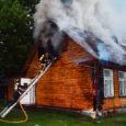 Neljapäeva hilisõhtul sai häirekeskus teate tulekahjust Kaarma vallas Vaivere külas, kus oli süttinud praegu rahvamajana kasutusel olev endine koolihoone, mille ühes osas asub korter.