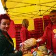 Saaremaa Tarbijate Ühistu Cash & Carry Kaubaait tähistas oma viiendat sünnipäeva tarbijasõbralikult koos Suure väina tagant Kuressaarde saabunud kaubapakkujatega.