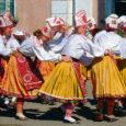 Euroopa suurima rahvakultuurifestivali, tänavu Taanis Horsensis peetava Europeade'i Eesti-peaproov, XI Minieuropeade toimus 9.–10. juunil Orissaares.