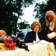 On saanud võimalikuks võimatu – kaks meest, kes kunagi ei kohtunud, tegid seda läinud reedel Muhumaal Pädaste mõisas.