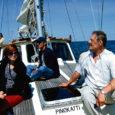 Soome avamerepurjekas Pinokatti Espoo Nauticat 44 oli alanud navigatsioonihooaja esimene külalisjaht Saaremaa sadamas. Kapten Arto Pinomaa koos abikaasaga alustas meritsi teekonda Saaremaale Pärnust. Ninaselt jätkavad soomlased sõitu Ahvenamaa suunas.