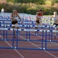 Teisipäeva õhtu Kalipatria kergejõustikustaadionil tõi saarlastele kolm medalit. Pille-Riin Toomsalu sai hõbeda 110 m tõkkejooksus, Katrin Kuusk pronksi 5000 m jooksus. Leana Vahteri medali värv otsustatakse pärast Jersey saare protesti läbivaatamist.