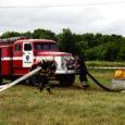 Reedel toimusid Leisis kiriku juures heinamaal tuletõrjespordivõistlused, millest võttis osa neli Saaremaa meeskonda ja üks võistkond Hiiumaalt.