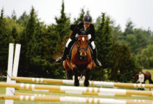 Saaremaa ratsaspordiklubi on juunikuu liider