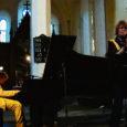 """Reedel ja laupäeval toimusid Rein Rannapi suvetuuri """" Klaver tuleb külla 10"""" kontserdid Pöide ja Kaarma kirikutes."""