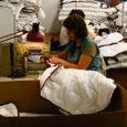 Eile alustati Saiklas asuvas Estnortex OÜ-s uue tootena väikelastele mõeldud magamiskottide õmblemist.