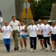 Eile liitusid Kuressaares ülemaailmse Harmoonia-jooksuga spordilembesed saarlased.