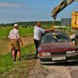 Eile pärastlõunal paar minutit enne kahte toimus liiklusõnnetus Väikese väina tammi vahetus läheduses Pöide vallas Nenu külas.