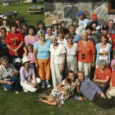 XII saarte päevad, V saarte folklooripäevad Abrukal.