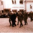 Vaid paar päeva enne seda, kui 1939. aasta 23. augustil kirjutati Moskvas alla Molotov-Ribbentropi (MRP) paktile – dokumendile, mis ligi pooleks sajandiks määras ära paljude riikide, sh ka Eesti, saatuse –, külastas Saare maakonda tookordne Eesti Vabariigi president Konstantin Päts.