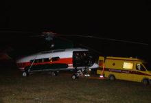 Haigeid transportiv helikopter ei tohi enam maanduda haigla juurde