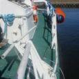Taani kohus määras eile Bornholmil Nexø sadamas 12. mail Taani päästelaevale otsa sõitnud traallaeva Kihelkonna kaptenile 7000 Taani krooni suuruse trahvi ning võttis temalt kolmeks aastaks õiguse kaptenina töötada.
