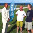 Saaremaa üks unikaalsemaid loodusharuldusi Panga pank on saamas sukeldajate mekaks. 19. augustil avas Tallinnas ja Tartus tegutsev sukeldumiskeskus Sebak Neptuni kaasabil Panga müüril atraktiivse sukeldumiskeskuse.