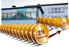 Linnavalitsus kavandab 45 miljoni krooni suurust laenu