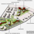Vestman Kinnisvara AS kavandab Kaarma valda Kuressaare linna külje alla Kudjapele Kopli ja Märjavälja kinnistutele hoonestuse ideelahendusena korterelamuid kolmekorruselistest kuni kaheksakorruselisteni, kokku 216 korteriga.