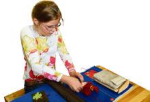 Lustjalas valmis esimene pimedate laste raamat