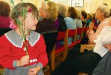 Pensionärid tähistasid Lümandas rahvusvahelist eakate päeva