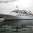 Järgmisel suvel toob Inglise reisifirma Saaremaa Sadamasse 205,5 meetri pikkuse kruiisilaeva Black Watch (fotol), mis on pikem kui ükski teine varem selles sadamas käinud laev.