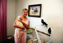 Hakkaja naine tahab tuua Saaremaale kaelkirjaku ja lumeleopardi