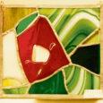 Läinud esmaspäeval avati Saaremaa kunstistuudios Kristel Kallau juhendamisel valminud vitraažide näitus.