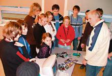 Tehnoloogialaager muudab koolivaheaja põnevaks